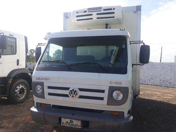 Volkswagen - Vw - 9.150 - 2012 - Baú Refrigerado 5,00