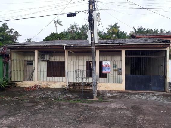 Casa Em Julião Ramos, Macapá/ap De 140m² 3 Quartos À Venda Por R$ 380.000,00 - Ca452766
