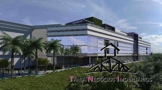 Salas Comerciais Shopping Center Florianópolis - 600-079