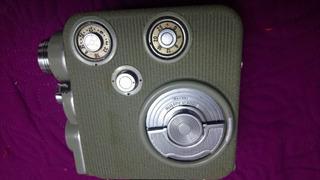 Camara Filmadora Portátil Eumig C3 8 Mm De 1952