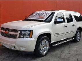 Unidad Blindada Chevrolet Suburban 2010 Blindado Nivel 4