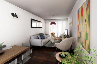 Apartamento Monoambiente En Venta En Pocitos. Mayo 2020!