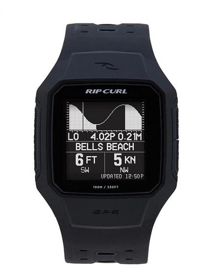 Relógio Digital Ripcurl Search Gps 2 A1144 90 Preto