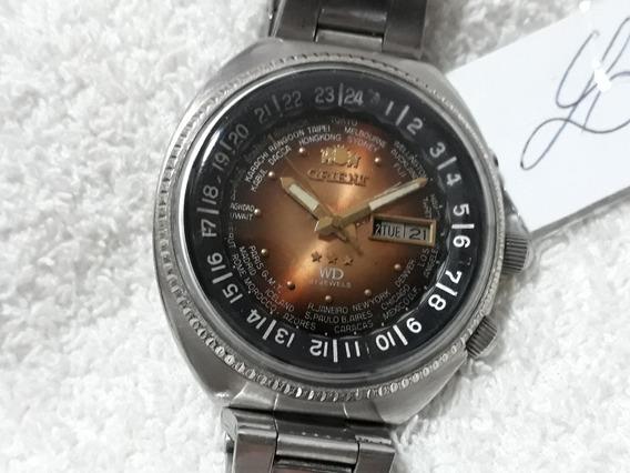 Relógio Orient Wd, O Cebolão Automático - Lindo !