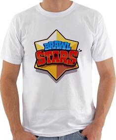 Camiseta Infantil Masculina Feminina Braw Star Mobile 1039