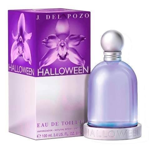 Imagen 1 de 1 de Jesus Del Pozo Halloween 100ml Edt Silk Perfumes Original