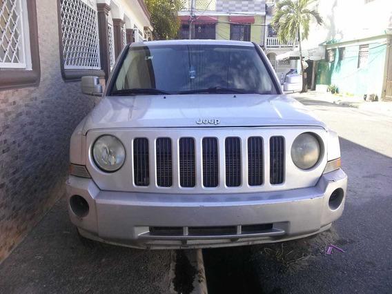 Jeep Patriot 2008 Aire Full Gasolina-glp Por Viaje