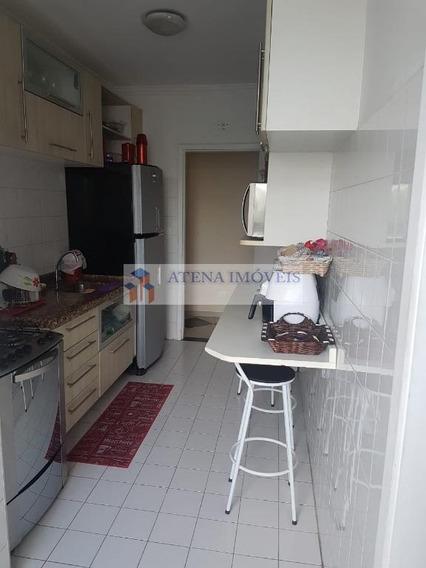 Apartamento Com 3 Dormitórios Para Alugar, 80 M² Por R$ 1.600/mês - Macedo - Guarulhos/sp - Ap1631