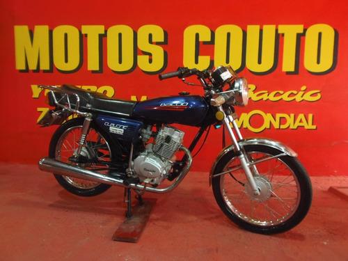 Baccio Classic 125 === Motos Couto ===
