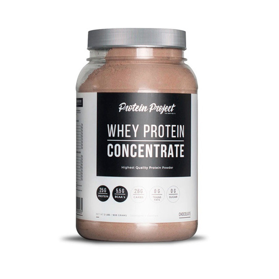 Whey Protein Concentrate 2lb Protein Project Adn