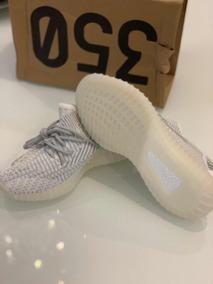 adidas Yeezy Ultraboost Branco Refletivo Promoção