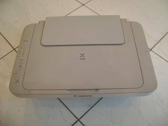 Impressora Canon Mg 2410 Com Xerox Usada