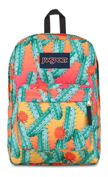 Morral Jansport Superbreak Cactus Flowers