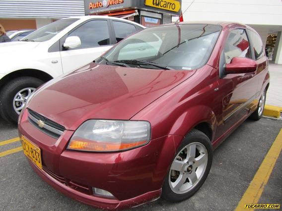 Chevrolet Aveo Aveo L 1.6 Mt