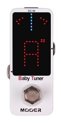 Micro Mooer Pedal Baby Tuner + Nf