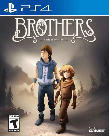 Brothers A Tale Of Two Sons Primaria Mídia Digital Original