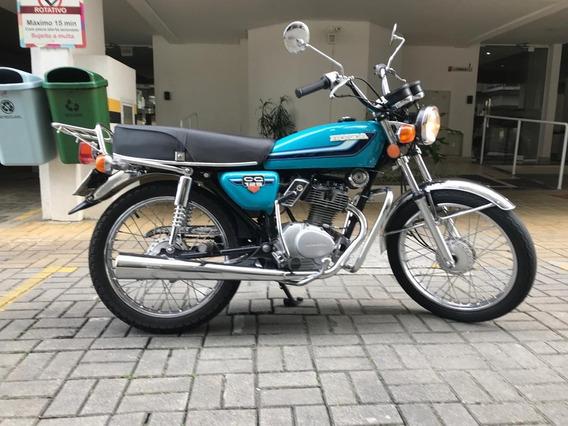 Honda Honda Cg 125 1981.