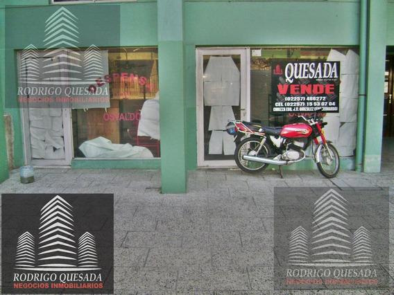 Dos Locales Unificados En San Bernardo Del Tuyu ! Oportunidad