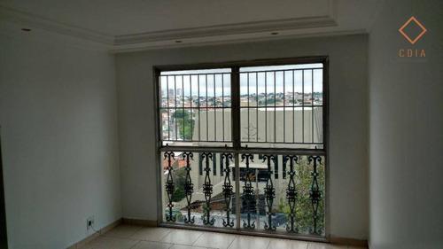 Imagem 1 de 18 de Apartamento Com 3 Dormitórios À Venda, 80 M² Por R$ 362.000,00 - Jabaquara - São Paulo/sp - Ap53226