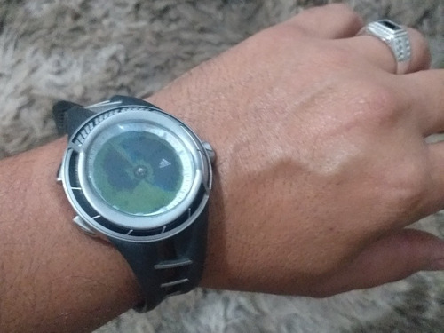 Relógio Anadigi Grande Esportivo adidas Adp1039 P