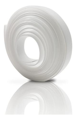 Imagen 1 de 3 de Banda De Nylon Cristal Para Plotter 8mm X 145cm