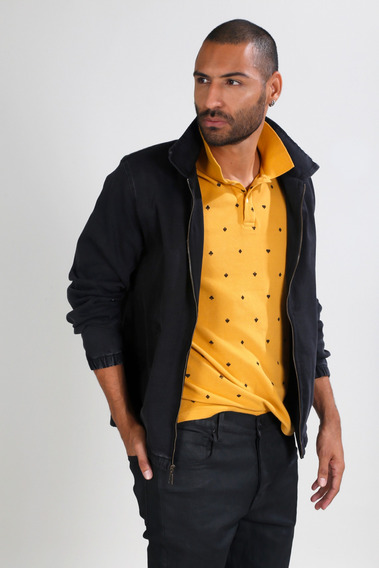 Chaqueta Tennis By Poker, Tipo Bomber Tennis