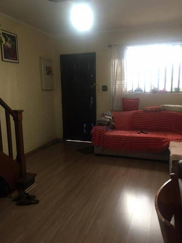 Casa No Ipiranga Com Dois Dormitórios - Ca1703