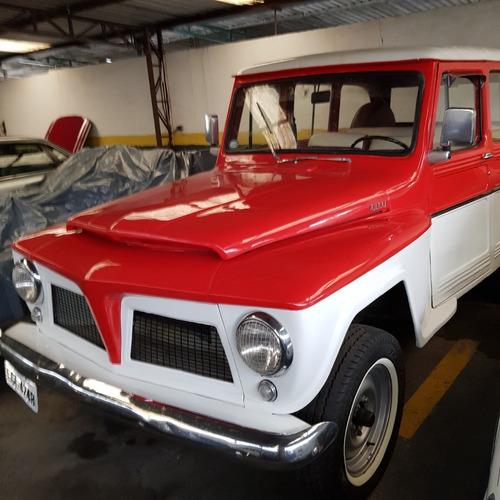 Rural Willys 68