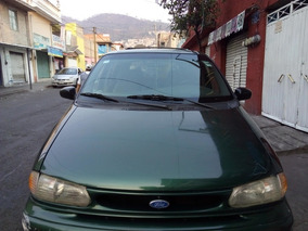 Ford Windstar Lx Base Mt 1996