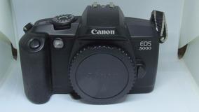 Camera Canon Eos 5000, Analógica (somente O Corpo)!!!!!!