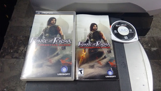 Prince Of Persia Forgotten Sands Completo Para Sony Psp