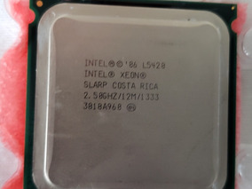 Processador Intel Xeon L5420 775