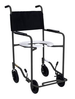 Cadeira De Banho Higiênica 201 Cds Preto 12x Sj
