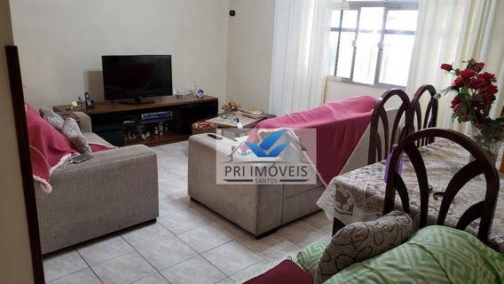 Casa À Venda, 151 M² Por R$ 585.000,00 - Vila Jockei Clube - São Vicente/sp - Ca0064