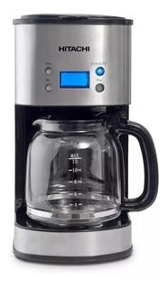 Cafetera Hitachi Hcm-100 Ar 1,5 L Inox 1000 W