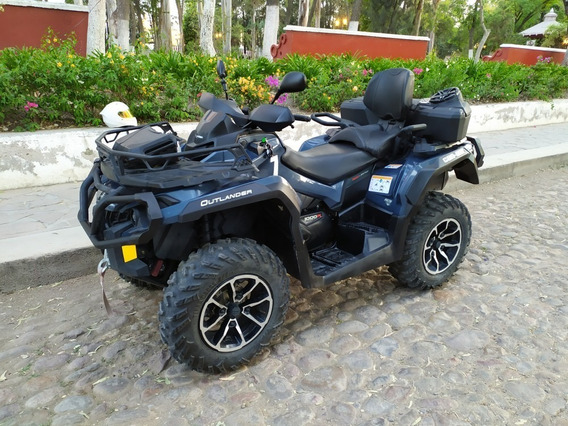 Cuatrimoto Brp Cam Am Outlander Max Limited