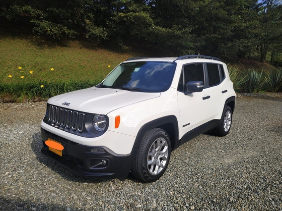 Jeep Renegade Sport 1.8 Automático
