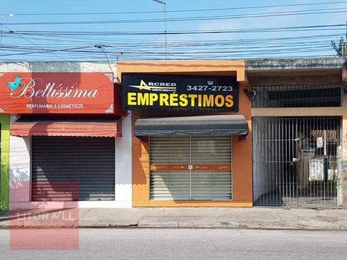 Imagem 1 de 15 de Prédio À Venda, 250 M² Por R$ 800.000,00 - Jardim Belas Artes - Itanhaém/sp - Pr0013