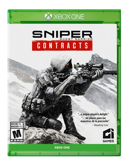 Xbox One Sniper Ghost Warrior Contr