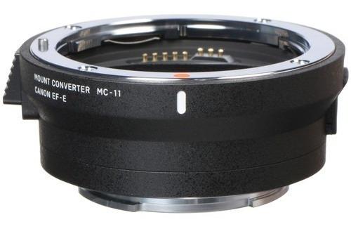 Imagem 1 de 4 de Sigma Mc-11 Adaptador De Lente (sigma Ef-mount Para Sony E)