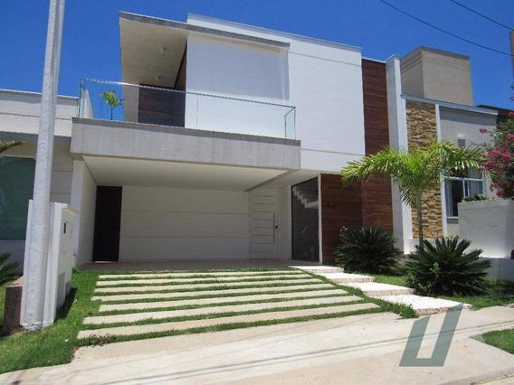 Sobrado Com 3 Dormitórios À Venda, 235 M² Por R$ 1.600.000,00 - Condomínio Ibiti Royal Park - Sorocaba/sp - So0795