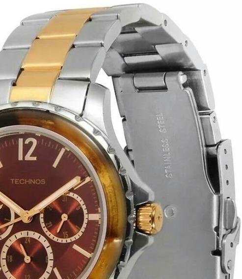 Relógio Technos Feminino 6p29ii/5m Analogico Casual