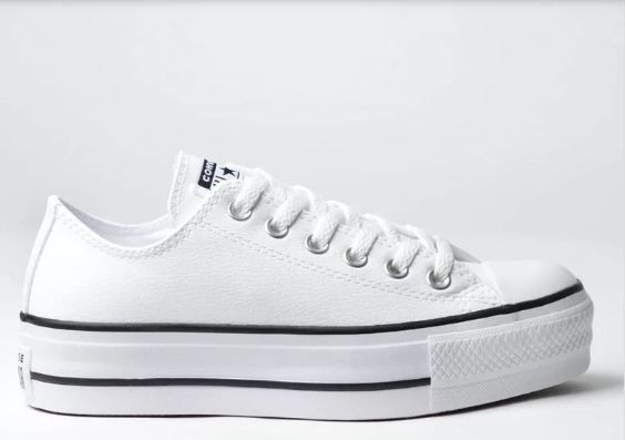 Tenis Converse All Star Platform Branco Ct09830001
