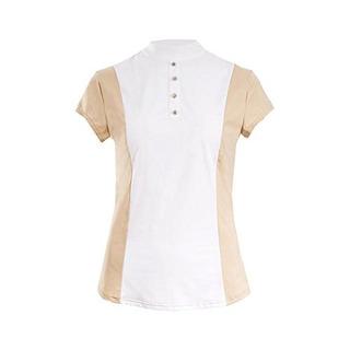 HORZE Blusa de Concurso T/écnico para Mujer