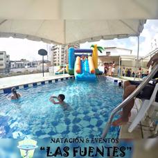Alquiler Salón De Fiestas Con Piscina - Cumpleaños - Eventos