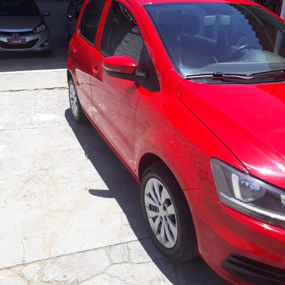 Volkswagen Fox Trendline 1.6 Msi 2015 Completo