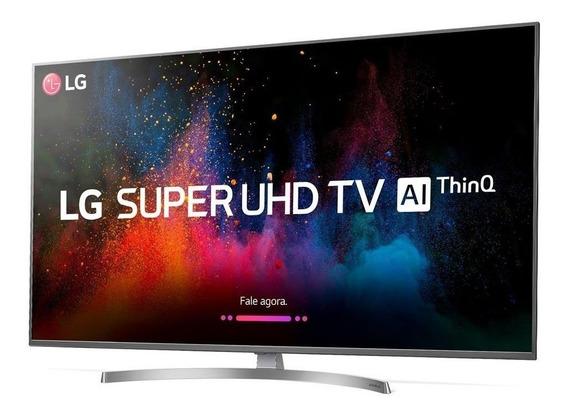 Tv LG 55sk8500psa Tela Trincada