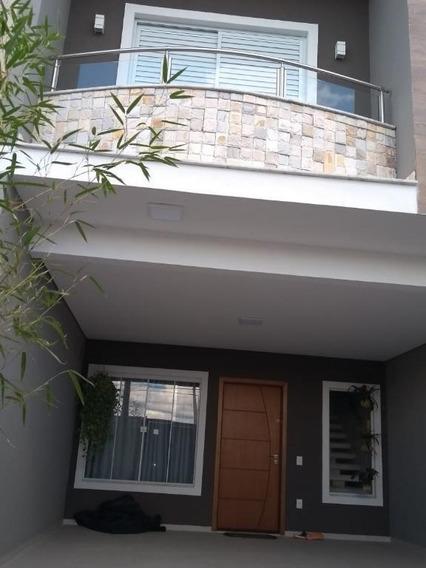 Casa Com 3 Dormitórios À Venda, 145 M² Por R$ 495.000 - Parque Jambeiro - Campinas/sp - Ca7020