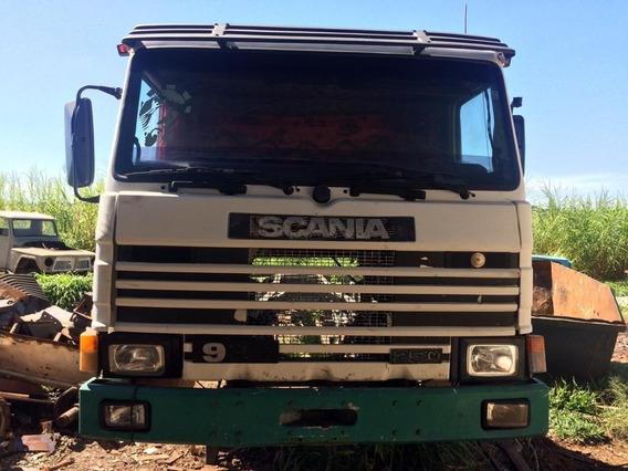 Cabine De Scania P93