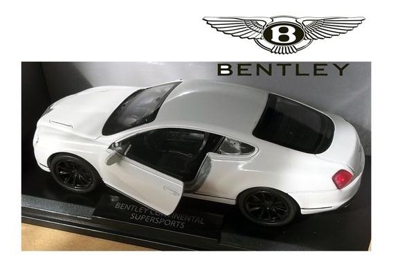 Bentley Continental Supersports - Deportivos De Leyenda 1/36